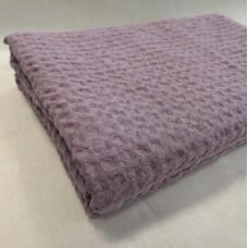 Lina dvielis lavandas krāsā 80*190