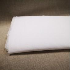 100 % lina koši balts audums 185g/m2
