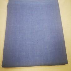 Lina palags 220*220 zilā krāsā